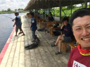 タイ釣行記#1 〜New Bungsamran〜