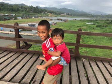 タイ釣行記#4 〜国境の町 スリーパゴタ〜