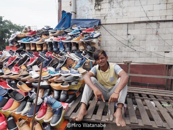 靴売の画像